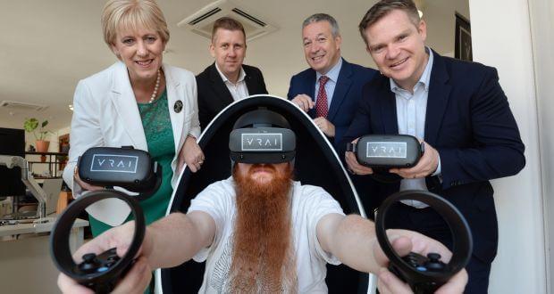 VRAI raised €575,000 to develop a VR training platform for hazardous environments