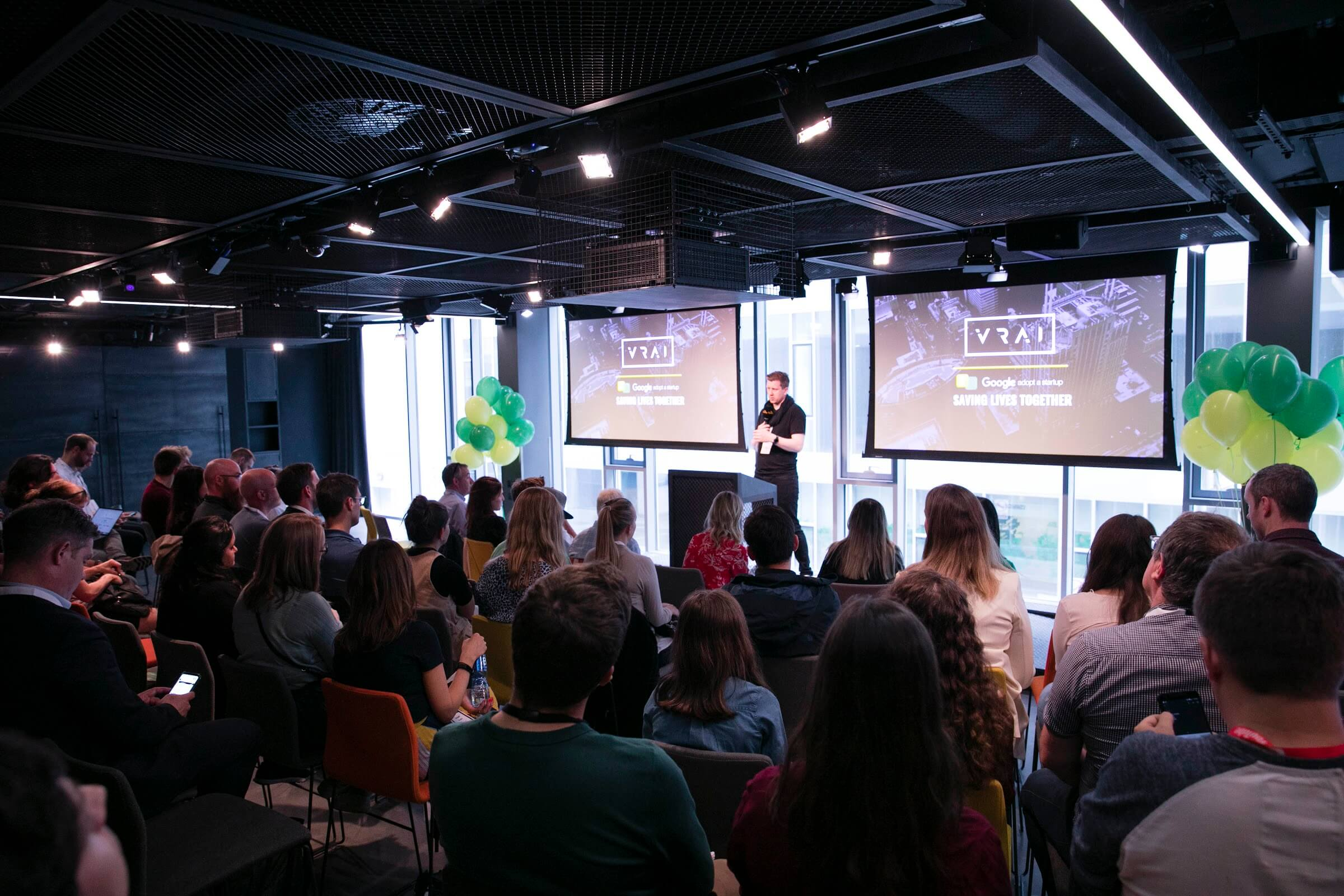 Google Adopt a Start Up Participants 2019
