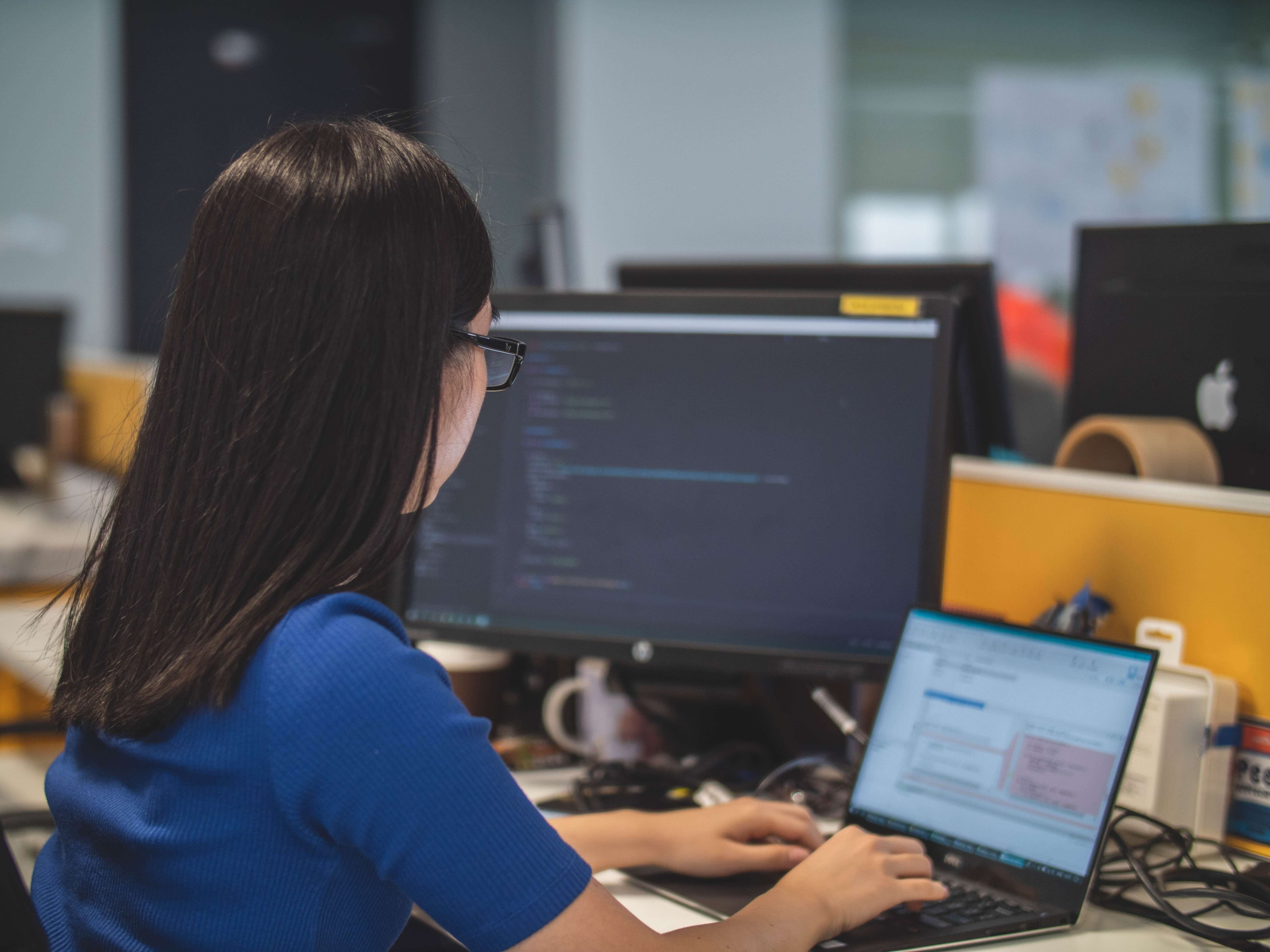 First Female Only Tech Apprenticeship