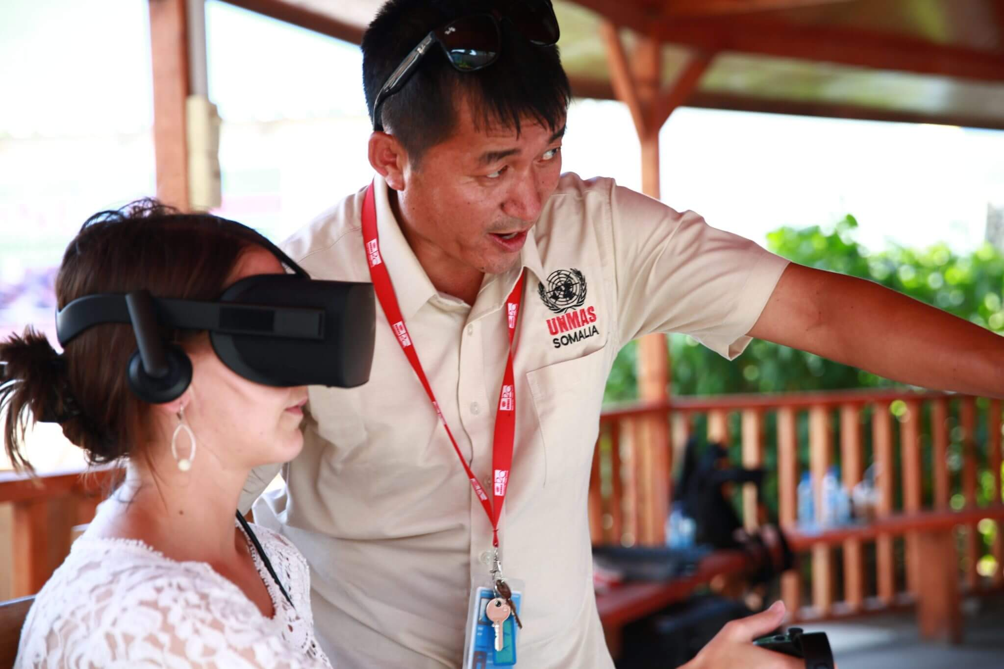 New reality: how VR training is the future of hazardous and frontline professions