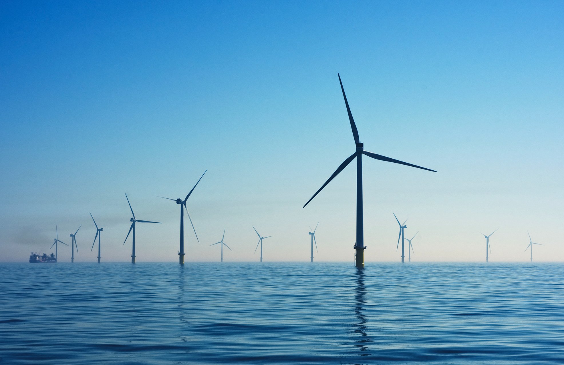 Bringing Defence Simulation Technology to Offshore Wind